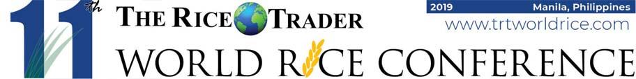 World's Best Rice do The Rice Trader) tổ chức trong khuôn khổ hội nghị Thương mại Gạo Thế giới lần thứ 11 tại Manila