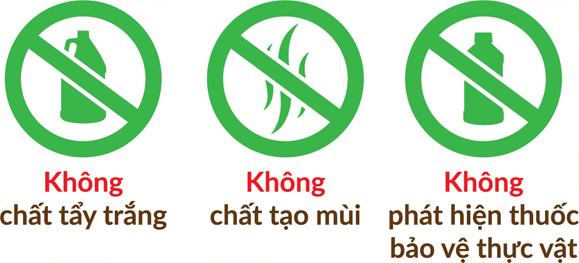 Gạo ST25 không sử dụng chất hoá học ảnh hưởng đến sức khoẻ người tiêu dùng