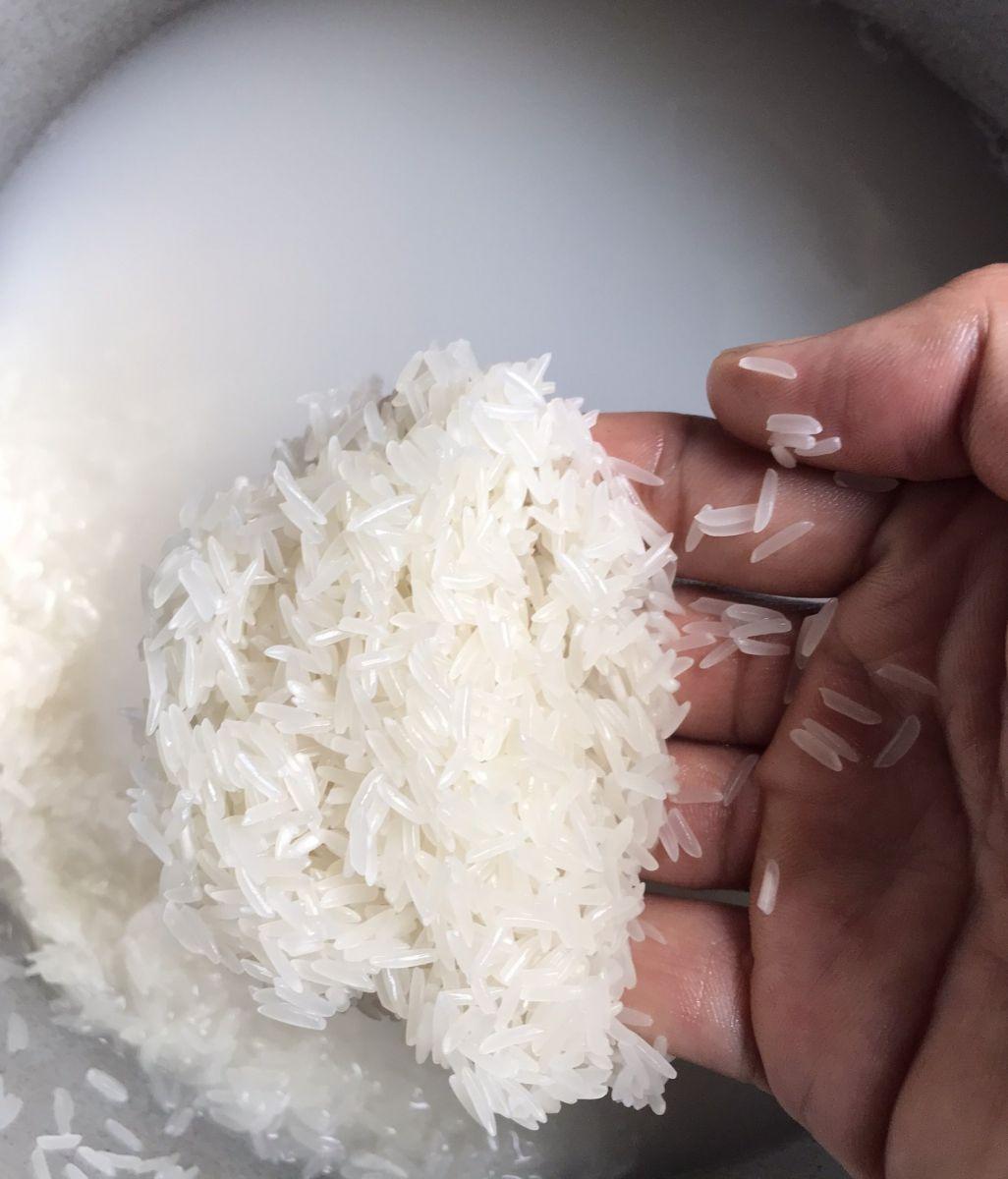 Vo gạo thơm đặc sản Thiên Vương