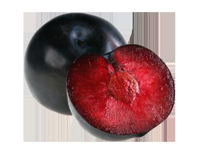 Mận Queen Garnet: 277 mg
