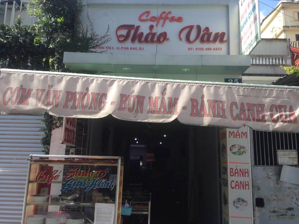 Cơm văn phòng Thảo Vân (Mai Thị Lựu)