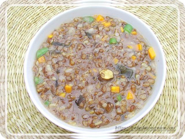 Lợi ích của gạo lứt đối với sức khoẻ của trẻ em