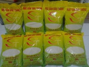 Gạo đặc sản Sóc Trăng 20 - Gạo Ông Cua