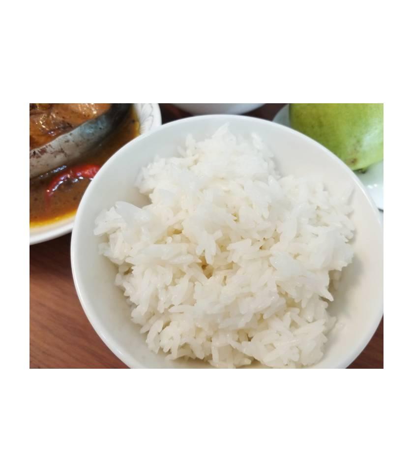 Hạt cơm trắng thơm ngon chưa nào