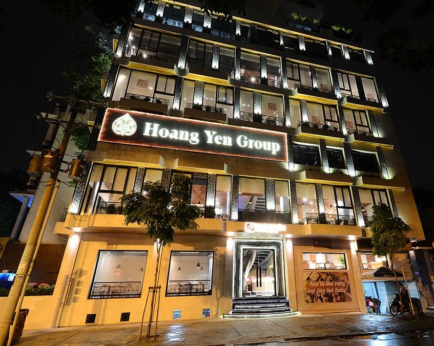 Nhà hàng Hoàng Yến