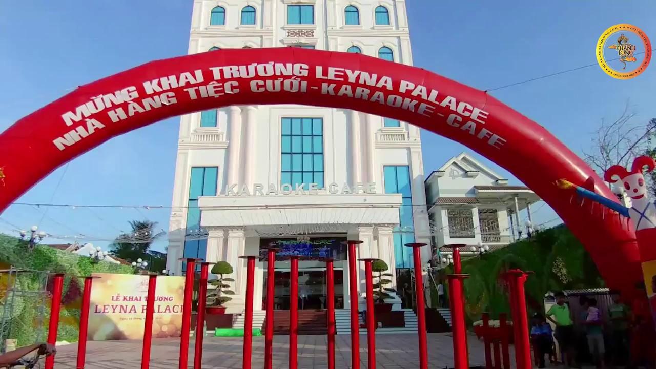 Nhà hàng Leyna Palace Bình Thuận
